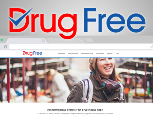 Drug Free – Web Design, Marketing, Database