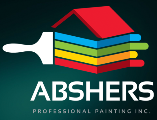 Abshers Professional Painting – Logo and Website